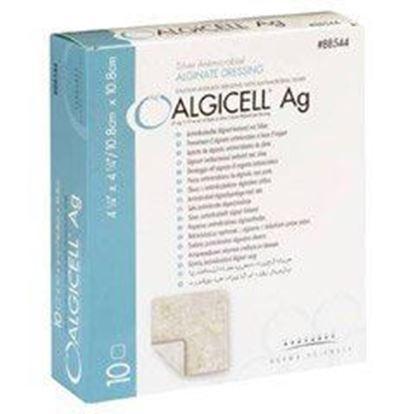 Εικόνα της Επίθεμα Αλγινικού Ασβεστίου με Άργυρο Algicell Ag Calcium Alginate Dressing