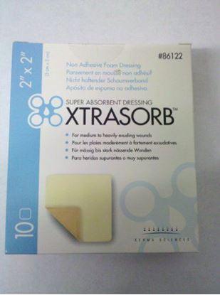 Εικόνα της Υπεραπορροφητικό Αφρώδες Μη Αυτοκόλλητο Επίθεμα Xtrasorb™ Foam Non-Adhesive