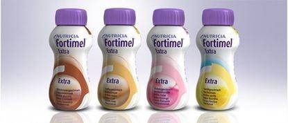 Εικόνα της Υπερπρωτεινικό/Θερμιδικό Ρόφημα Nutricia Fortimel Extra 200ml x 16 Tμχ.